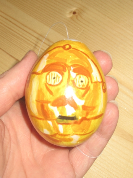 Star Wars Easter Egg C3PO